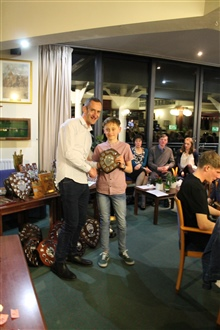 R and Z Presentation Night 2018